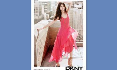 Η Ashley Greene φωτογραφίζεται για τον DKNY