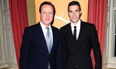 Όταν ο Φαν Πέρσι συνάντησε τον Άγγλο πρωθυπουργό
