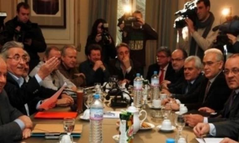 Οι απαιτήσεις της τρόικας στο τραπέζι του κοινωνικού διαλόγου
