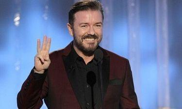 Ricky Gervais: Ποτέ ξανά!