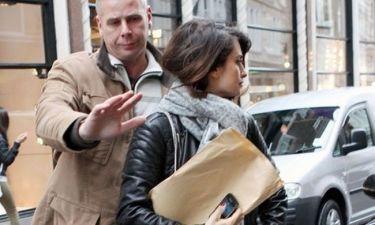 Η Penelope Cruz, βιαστική στο Λονδίνο