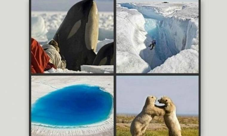 BBC: Εντυπωσιακές εικόνες του «Παγωμένου Πλανήτη»
