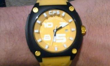 Σε ποιον ποδοσφαιριστή ανήκει αυτό το ρολόι;