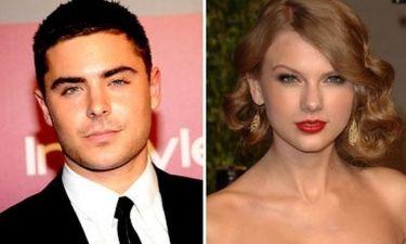 Taylor Swift – Zac Efron: Νέο ζευγάρι στη σόουμπιζ;
