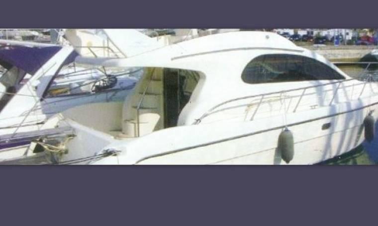 Σε ποια δημοσιογράφο ανήκει αυτό το σκάφος;