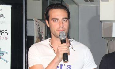 Κώστας Φραγκολιάς: «Το πατινάζ απαιτεί ένα πολύ δυνατό σώμα»