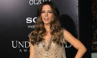 Kate Beckinsale: Ο Seth Rogen μου ζήτησε συγνώμη για το σχόλιο στις Χρυσές Σφαίρες