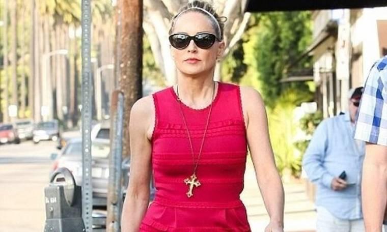 Sharon Stone: Μετά το εγκεφαλικό πίστευα ότι δεν θα ξαναγίνω όμορφη
