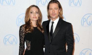 Πέταξε το μπαστουνάκι ο Brad Pitt!