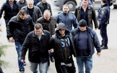 Υπό κράτηση ακόμη οκτώ κατηγορούμενοι για το κύκλωμα εκβίασης