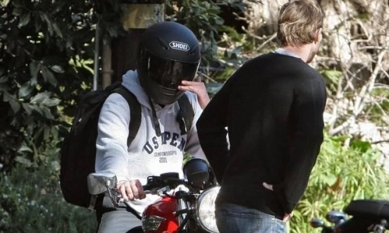 Ποιος easy rider κρύβεται κάτω από το κράνος;