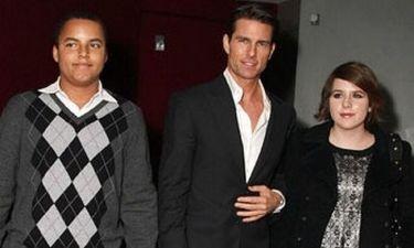 Η κόρη του Tom Cruise έχει αγόρι!
