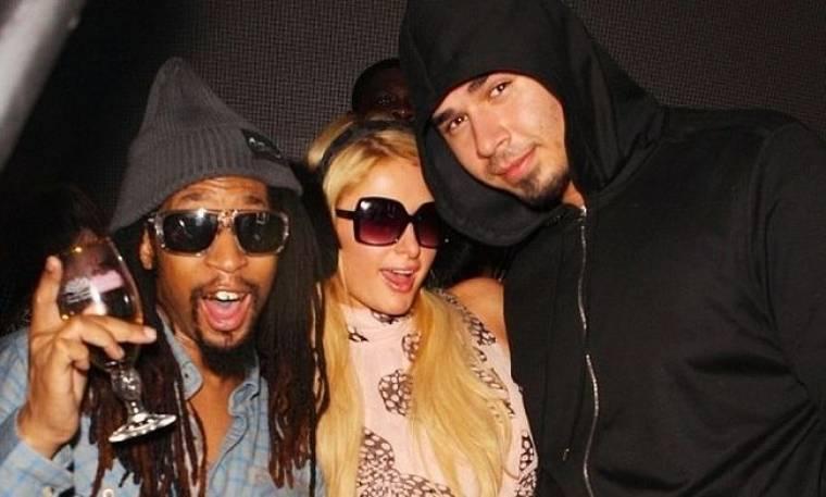 Πάρτι της Paris Hilton στη Γιούτα