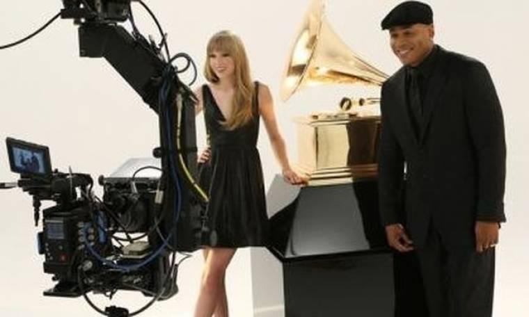 Taylor Swift και LL Cool J: Ετοιμάζονται για τα Grammy