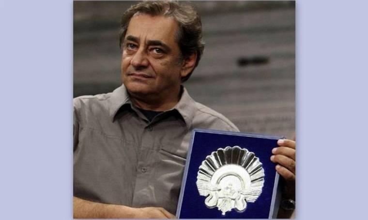 Καφετζόπουλος: Μιλάει για το βραβείο του στο Φεστιβάλ Κινηματογράφου