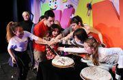 Τα «Ζουζούνια» έκοψαν την Πρωτοχρονιάτικη πίτα
