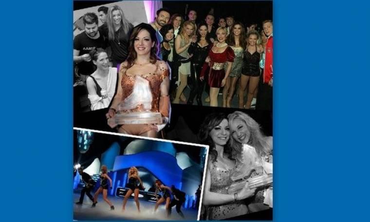 Δείτε backstage φωτογραφίες από τον τελικό του Dancing on ice