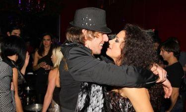 Αγκαλιές και φιλιά για την Μαριάννα Καλλέργη και τον Αλεξέι!