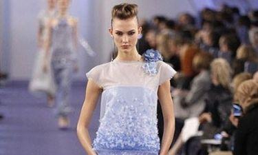 Chanel Haute Couture Άνοιξη/Καλοκαίρι 2012
