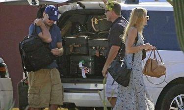 Για πόσο καιρό ταξιδεύει ο Leonardo DiCaprio;