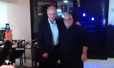 Ο πρώην προπονητής της Εθνικής Αγγλίας στην Λάρνακα για διακοπές!