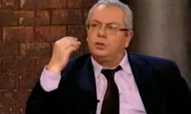 Σ. Μαλέλης: «Θέλω να κάνω ένα αντιμίζερο δελτίο ειδήσεων χωρίς τη 'σαβούρα' που χρησιμοποιούσαμε μέχρι σήμερα»