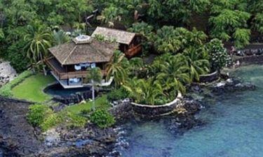 Σε ποιον σταρ ανήκει αυτό το σπίτι στο Μάουι;