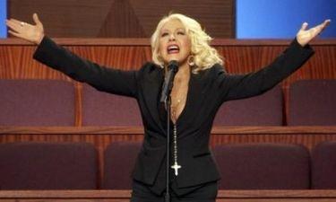 Christina Aguilera και Stevie Wonder τραγούδησαν στην κηδεία της Etta James