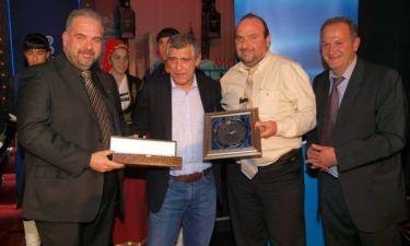Ο «Φάρος» τίμησε τους πρωταγωνιστές της πρόκρισης στο EURO
