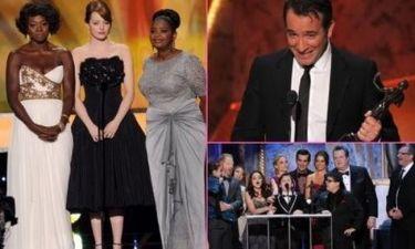 Βραβεία SAG: Ποιους βράβευσαν οι ηθοποιοί;
