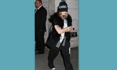 Η Κυριακάτικη – grundge βόλτα της Madonna