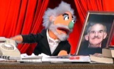 Ο Λάκης Λαζόπουλος γίνεται… «Muppet»