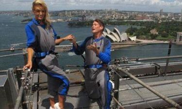 David Hasselhoff: Της έκανε πρόταση γάμου στο πιο ψηλό σημείο του Σύδνεϋ