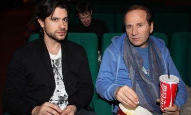 Ορφέας Αυγουστίδης: Στο σινεμά με τον πατέρα του