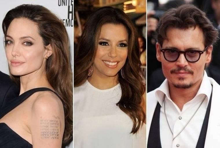 Οι σταρ που έσβησαν τατουάζ από το κορμί τους για να μη… θυμούνται!