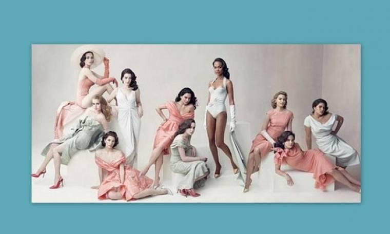 Η νέα γενιά του Χόλιγουντ στο Vanity Fair