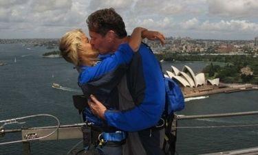David Hasselhoff: Δεν έχω αρραβωνιαστεί