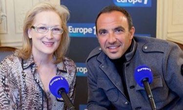 Όταν ο Νίκος Αλιάγας συνάντησε την Meryl Streep