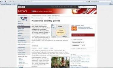Προκαλούν οι Σκοπιανοί μέσω… BBC!