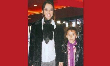 Ματθίλδη Μαγγίρα: Όλα για την κόρη της!