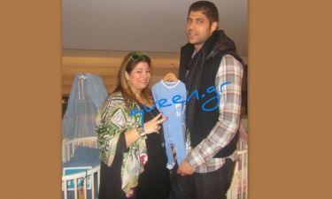 Και το φύλο του μωρού του Παναγιώτη και της Μαρίας είναι..(Αποκλειστικά από τη majenco στο queen.gr )