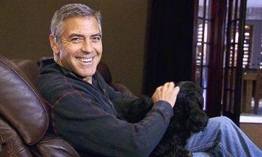 Ο George Clooney μας καλεί στο σπίτι του