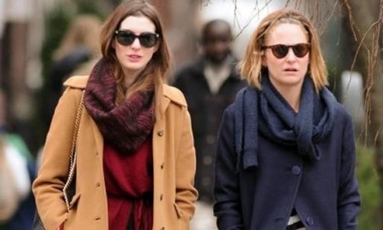 Η Anne Hathaway μένει, η Taylor Swift  φεύγει!