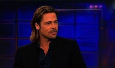 Ο Brad Pitt και η… καμπάνια των Oscars