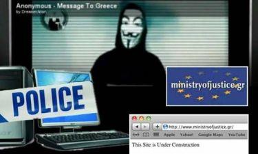 Πήγαν για «Anonymous» και καταλήγουν «Eponymous»!