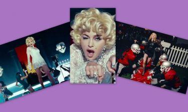 Το νέο βίντεο της Madonna τα έχει όλα