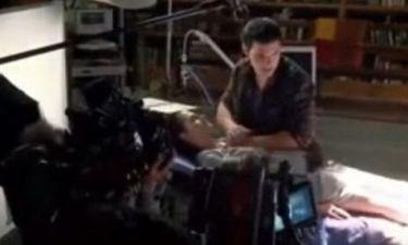 Ο Robert Pattinson, ο Taylor Lautner και τα σαρδάμ τους στο Breaking Dawn