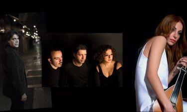 Μια ξεχωριστή συναυλία για Νίκο Ξυδάκη–Τρίφωνο–Νταγάκη