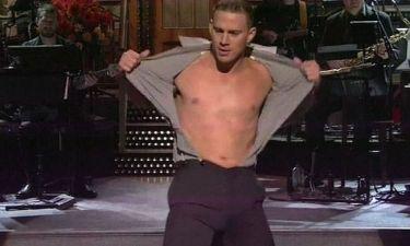 Channing Tatum: Κάνοντας στριπτίζ στο Saturday Night Live