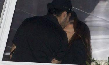 Φιλιά για την Eva και τον Eduardo